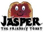 Jasper the Friendly Toast