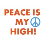 Peace is my High!