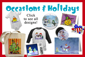 Occasions and Holidays