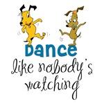 Dancing Puppies