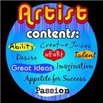 Artist Inspiration
