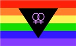 Lesbian Pride Flag T-Shirts & Gifts