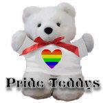 GLBT Pride Teddy Bears