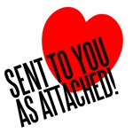 My Heart sent to you attached