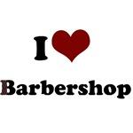 i heart barbershop