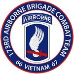 173rd Airborne Vietnam 66-67