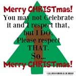 Respect CHRISTmas