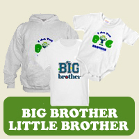 Big & Little Brother : Tees, Gifts & Appar