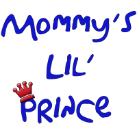Mommy's Little Prince Shirts