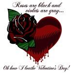 Roses Are Black Poem