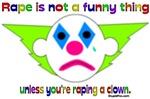 Rapey the Clown