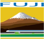 Ukiyo-e - 'Mount Fuji'