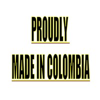 Proudly colombian