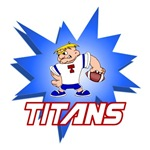 TITANS TEAM T-SHIRTS AND GIFTS
