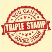 Triple Stamp