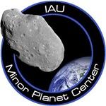E-ELT, NOAO, SURF & Minor Planet Center Logos
