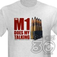 The M1 Does My Talking