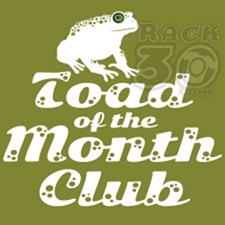 Toad of the Month
