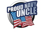 Navy Uncle T-Shirts
