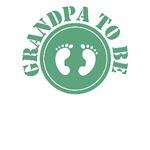 Grandpa To Be (Green) T-Shirts