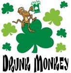 Drunk Monkey