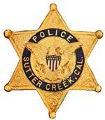 Sutter Creek Police