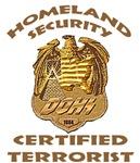 DHS Terrorist