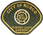 Norco California Police