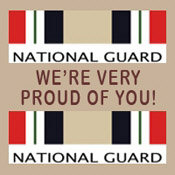 Iraqi War National Guard <br />I Survived