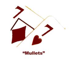 """Mullets"" Poker Shirts"