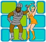 Ape Dance Party