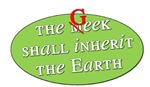 Geek shall inherit the Earth