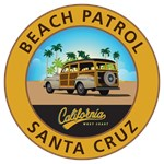 Santa Cruz Beach Patrol Woodie