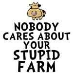 Stupid Farm - Cow