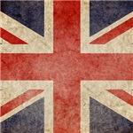 UK Faded Flag