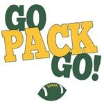 Go Pack Go - Football