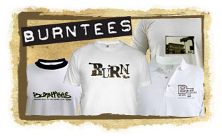 BURNTEES shirts