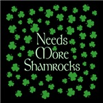 Needs More Shamrocks