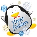 Penguin Winter Holidays