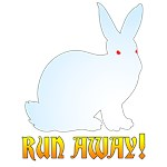 Run Away Killer Rabbit