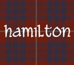 Hamilton Tartan