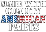 Made With Quality American Parts