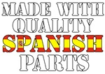 Made With Quality Spanish Parts