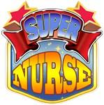 Super Nurse Superhero