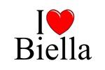 I Love (Heart) Biella, Italy