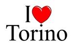 I Love (Heart) Torino, Italy