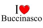 I Love (Heart) Buccinasco, Italy
