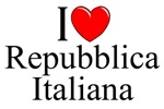 I Love (Heart) Repubblica Italiana