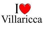 I Love (Heart) Villaricca, Italy