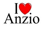 I Love (Heart) Anzio, Italy